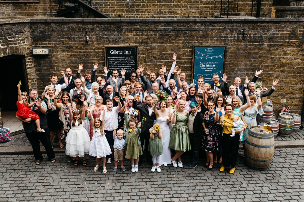 The-George-Inn-London-Wedding
